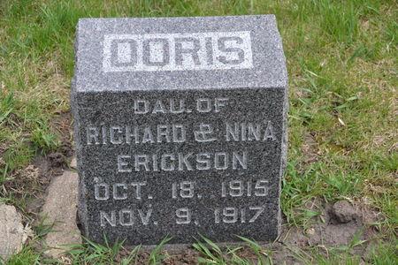ERICKSON, DORIS - Buena Vista County, Iowa | DORIS ERICKSON