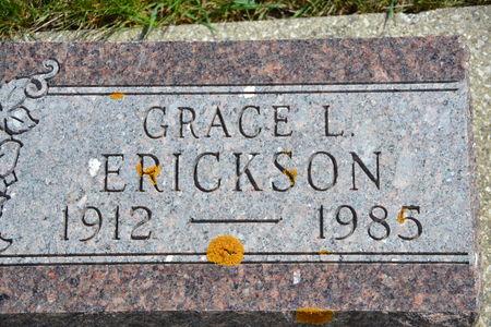 ERICKSON, GRACE  L. - Buena Vista County, Iowa | GRACE  L. ERICKSON