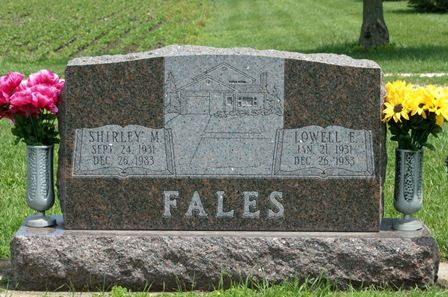 FALES, SHIRLEY M. - Buena Vista County, Iowa | SHIRLEY M. FALES