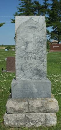 FORDYCE, JESSIE B. - Buena Vista County, Iowa | JESSIE B. FORDYCE