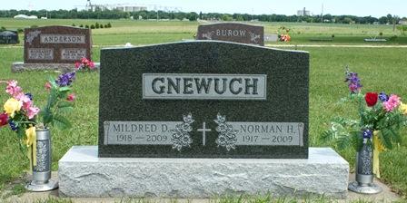 GNEWUCH, NORMAN H. - Buena Vista County, Iowa | NORMAN H. GNEWUCH