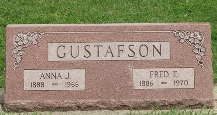 GUSTAFSON, FRED E. - Buena Vista County, Iowa | FRED E. GUSTAFSON