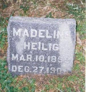 HEILIG, MADELINE - Buena Vista County, Iowa | MADELINE HEILIG