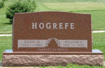 HOGREFE, BRIDIE M. - Buena Vista County, Iowa | BRIDIE M. HOGREFE