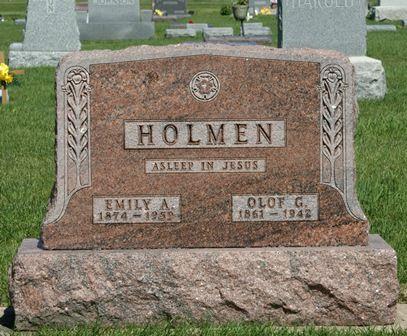 HOLMEN, EMILY A. - Buena Vista County, Iowa | EMILY A. HOLMEN