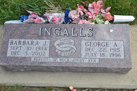 INGALLS, GEORGE  A. - Buena Vista County, Iowa | GEORGE  A. INGALLS