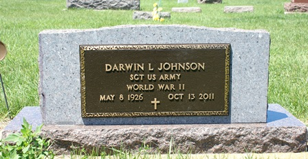 JOHNSON, DARWIN L. - Buena Vista County, Iowa   DARWIN L. JOHNSON