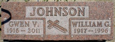 JOHNSON, WILLIAM G. - Buena Vista County, Iowa | WILLIAM G. JOHNSON