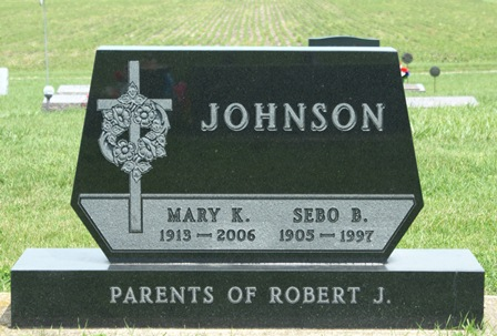 JOHNSON, MARY K. - Buena Vista County, Iowa | MARY K. JOHNSON