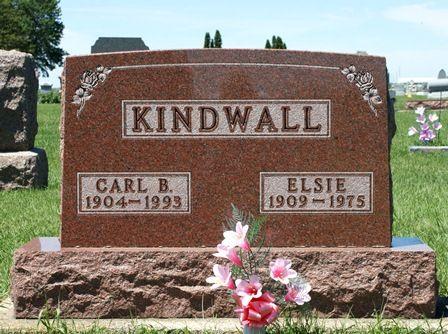 KINDWALL, CARL B. - Buena Vista County, Iowa | CARL B. KINDWALL
