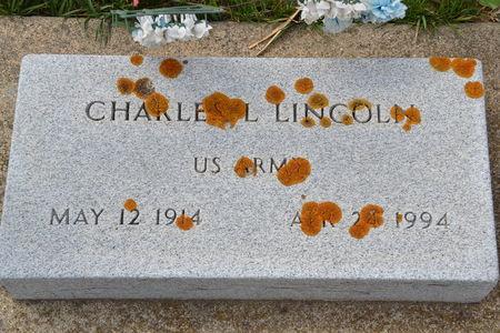LINCOLN, CHARLES  L. - Buena Vista County, Iowa | CHARLES  L. LINCOLN