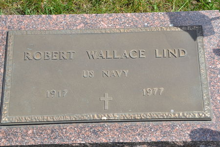 LIND, ROBERT  WALLACE - Buena Vista County, Iowa | ROBERT  WALLACE LIND