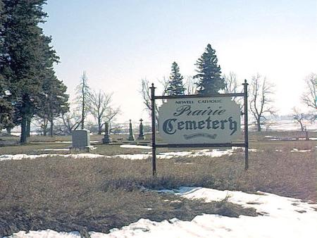 NEWELL CATHOLIC PRAIRIE, CEMETERY - Buena Vista County, Iowa | CEMETERY NEWELL CATHOLIC PRAIRIE