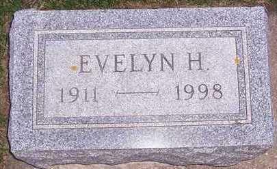 PERRY PEDERSEN, EVELYN HOPE - Buena Vista County, Iowa | EVELYN HOPE PERRY PEDERSEN