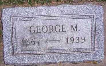 PEDERSEN, GEORGE MICHAEL - Buena Vista County, Iowa   GEORGE MICHAEL PEDERSEN