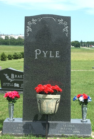 PYLE, LOUISE E. - Buena Vista County, Iowa | LOUISE E. PYLE