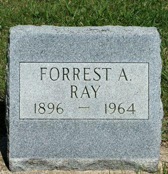 RAY, FORREST A. - Buena Vista County, Iowa | FORREST A. RAY