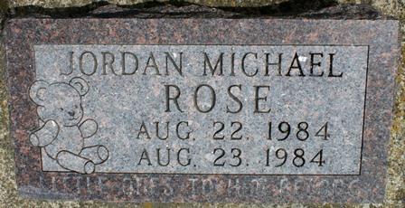 ROSE, JORDAN MICHAEL - Buena Vista County, Iowa | JORDAN MICHAEL ROSE