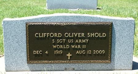 SHOLD, CLIFFORD OLIVER - Buena Vista County, Iowa | CLIFFORD OLIVER SHOLD