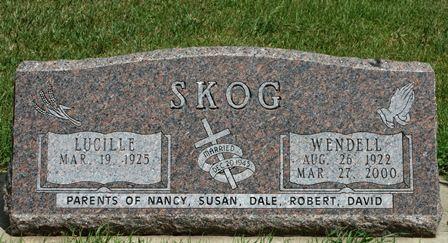 SKOG, WENDELL - Buena Vista County, Iowa | WENDELL SKOG