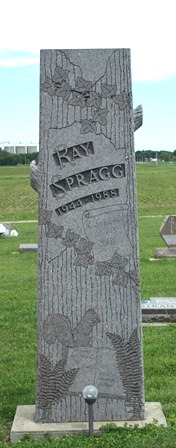 SPRAGG, RAY - Buena Vista County, Iowa | RAY SPRAGG