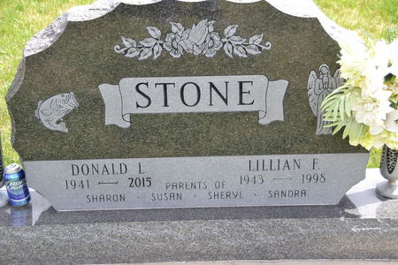 STONE, DONALD  LEROY - Buena Vista County, Iowa   DONALD  LEROY STONE