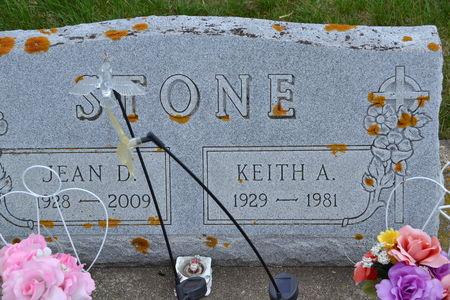 STONE, KEITH  A. - Buena Vista County, Iowa | KEITH  A. STONE
