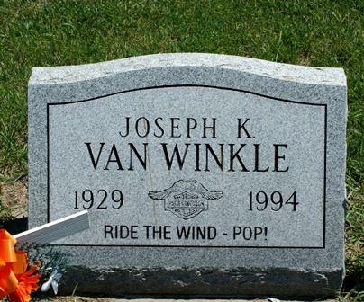 VAN WINKLE, JOSEPH K. - Buena Vista County, Iowa | JOSEPH K. VAN WINKLE