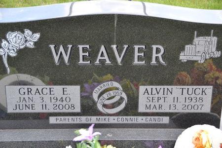 WEAVER, GRACE  E. - Buena Vista County, Iowa | GRACE  E. WEAVER
