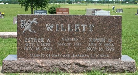 WILLETT, EDWIN M. - Buena Vista County, Iowa | EDWIN M. WILLETT