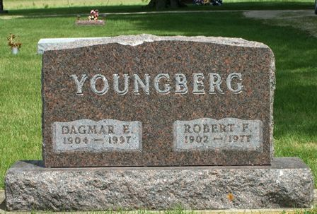 YOUNGBERG, DAGMAR E. - Buena Vista County, Iowa | DAGMAR E. YOUNGBERG
