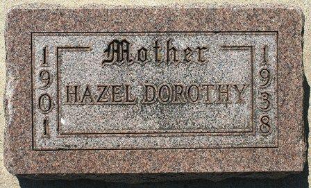 YOUNGBERG, HAZEL DOROTHY - Buena Vista County, Iowa | HAZEL DOROTHY YOUNGBERG