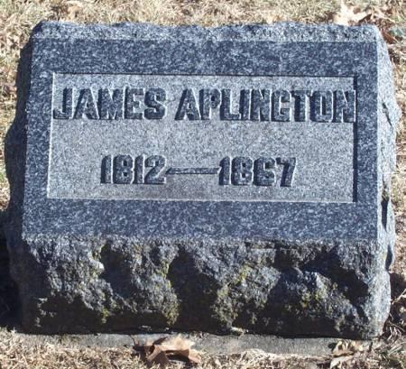 APLINGTON, JAMES - Butler County, Iowa | JAMES APLINGTON