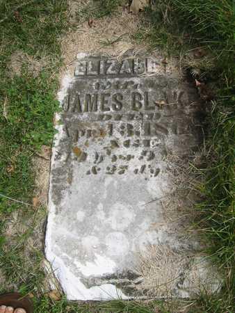 BLAKE, ELIZABETH - Butler County, Iowa | ELIZABETH BLAKE