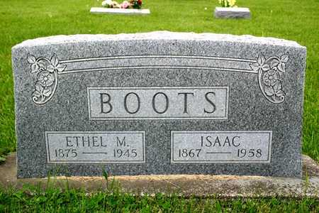 BOOTS, ETHYL MILDRED - Butler County, Iowa | ETHYL MILDRED BOOTS