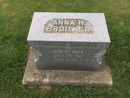 BROUWER, ANNA H - Butler County, Iowa | ANNA H BROUWER
