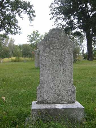 BROWN, AMANDY E. - Butler County, Iowa | AMANDY E. BROWN
