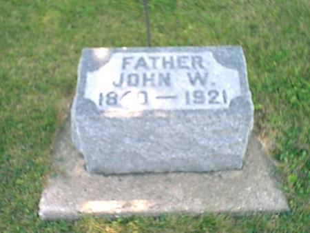 CALEASE, JOHN - Butler County, Iowa | JOHN CALEASE