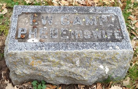 CAMP, I. W. - Butler County, Iowa | I. W. CAMP