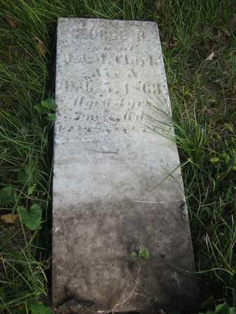 CLARK, GEORGE R. - Butler County, Iowa | GEORGE R. CLARK