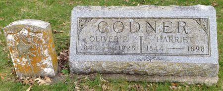 CODNER, OLIVER P - Butler County, Iowa   OLIVER P CODNER
