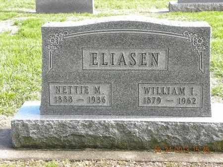 PETERSEN ELIASEN, NETTIE M. - Butler County, Iowa | NETTIE M. PETERSEN ELIASEN