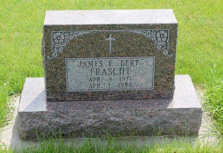 FRASCHT, JAMES F. BERT - Butler County, Iowa | JAMES F. BERT FRASCHT