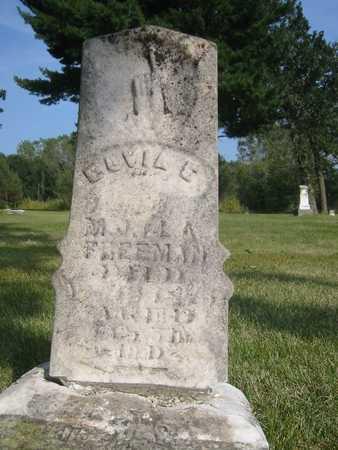 FREEMAN, ELVIA E. - Butler County, Iowa | ELVIA E. FREEMAN