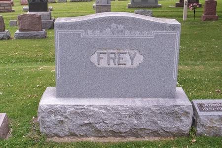 FREY, WILHELM - Butler County, Iowa | WILHELM FREY