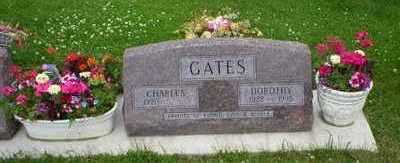 GATES, DOROTHY - Butler County, Iowa | DOROTHY GATES