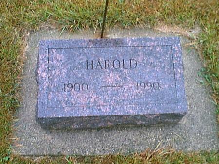 GRAPP, HAROLD - Butler County, Iowa | HAROLD GRAPP