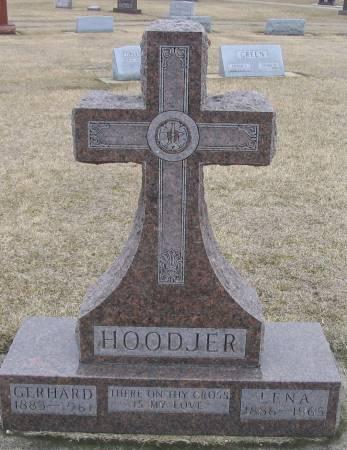 HOODJER, LENA - Butler County, Iowa | LENA HOODJER