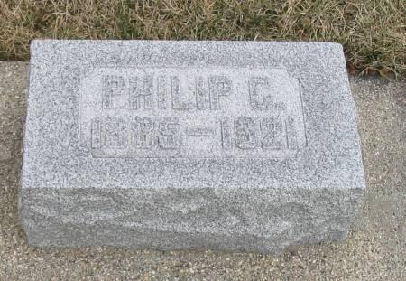 HOODJER, PHILIP C - Butler County, Iowa | PHILIP C HOODJER