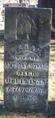 JONES HOWARD, SARAH - Butler County, Iowa | SARAH JONES HOWARD